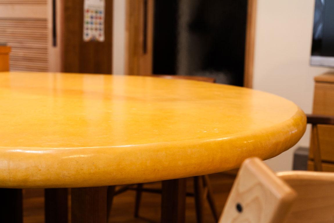 K様邸_ダイニングテーブル