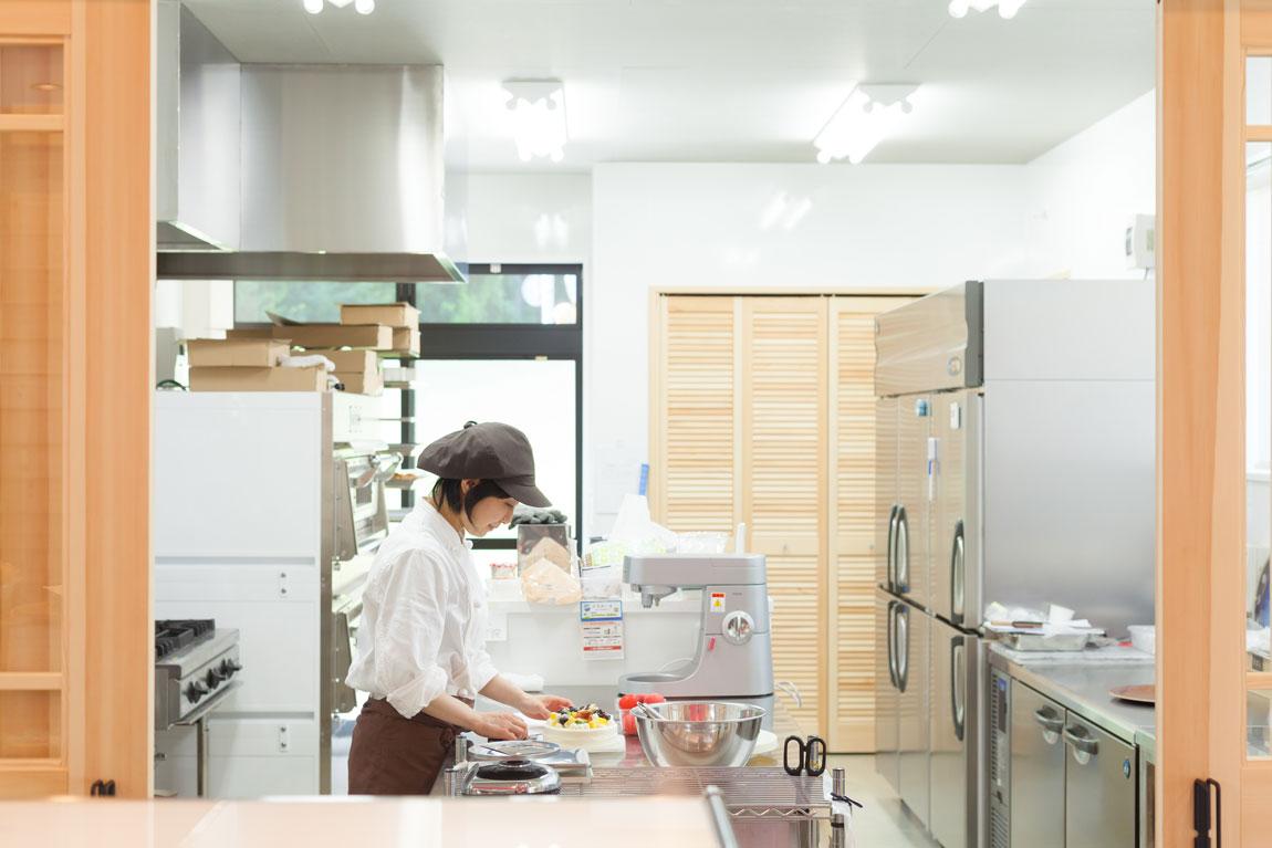 コクリ洋菓子店_厨房